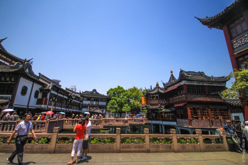 Yuyuan Gardens, Shanghai, China