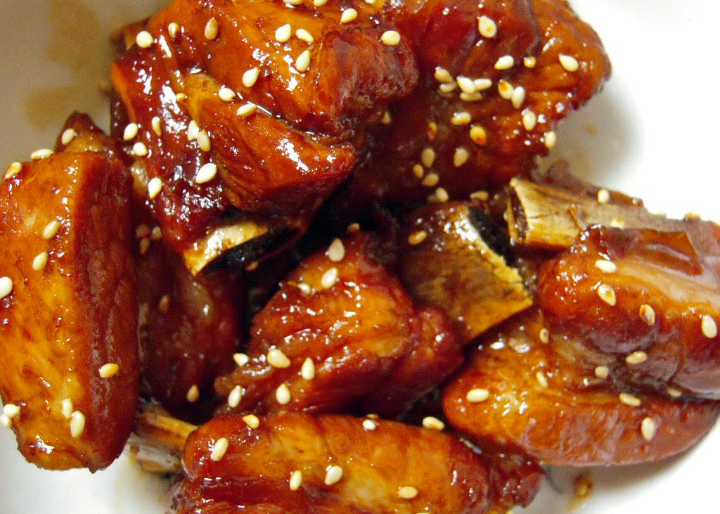 china food-Sweet and Sour Pork Ribs