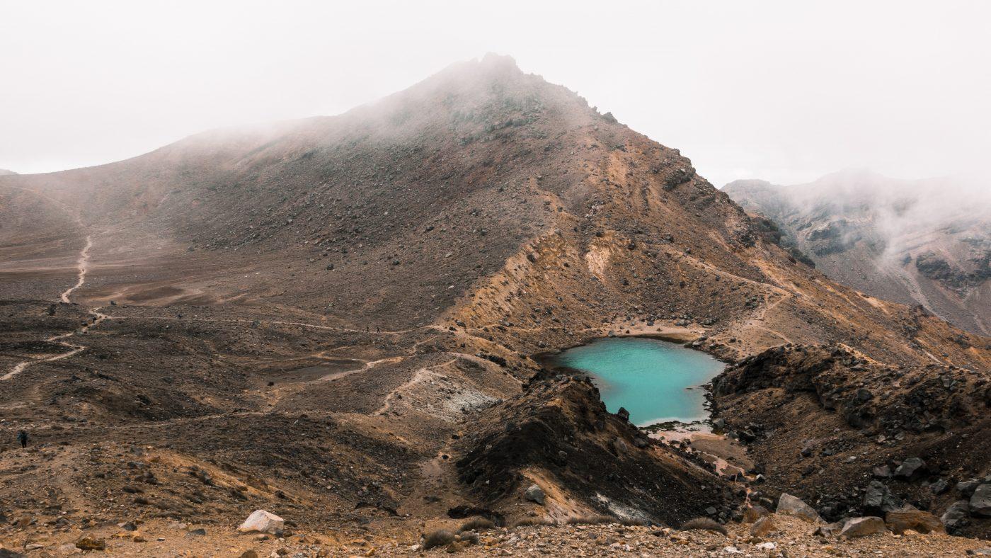 Tongariro National Park is one of the top things to do in New Zealand