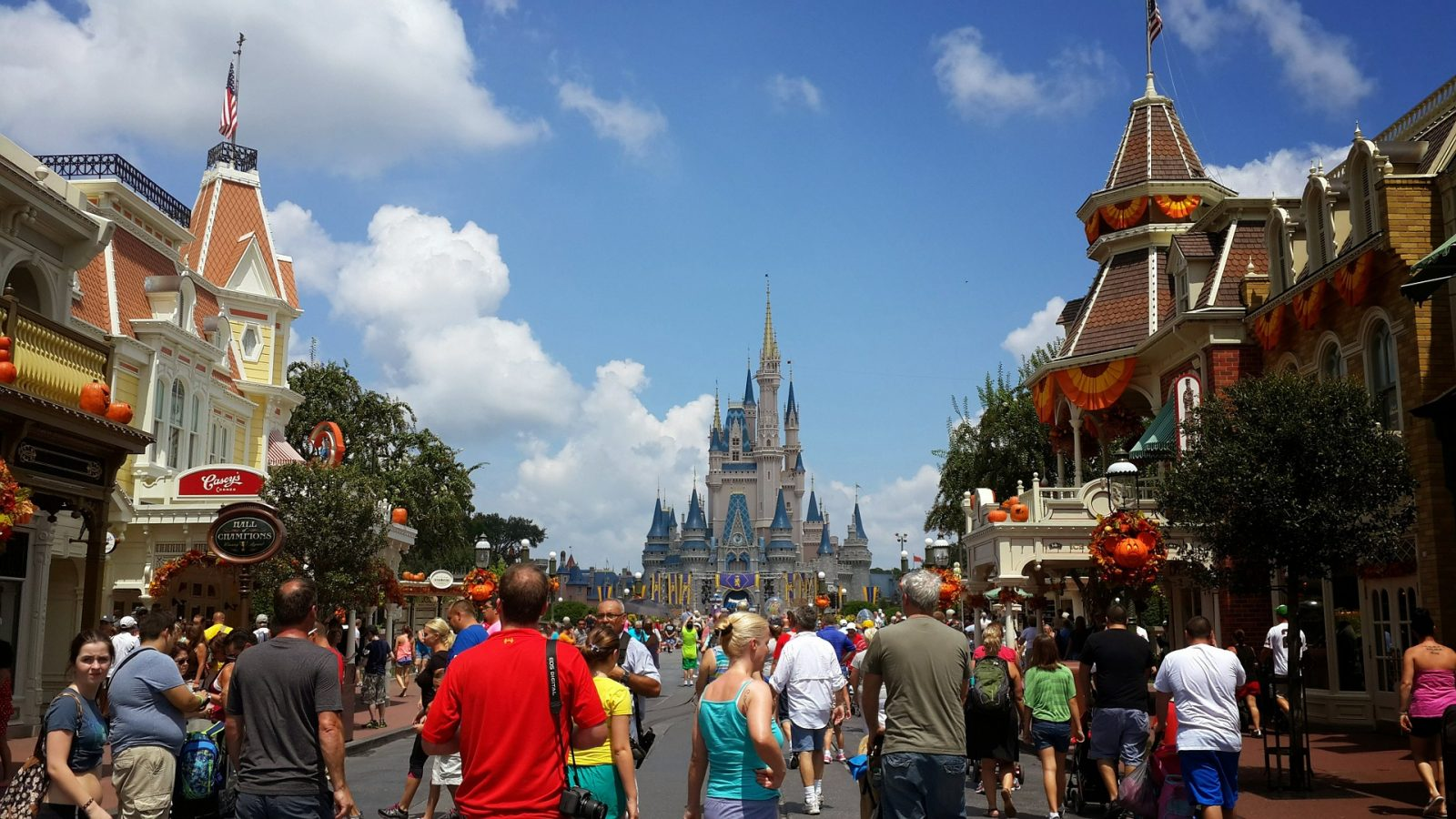 What to do in Orlando: The Magic Kingdom at Disney World
