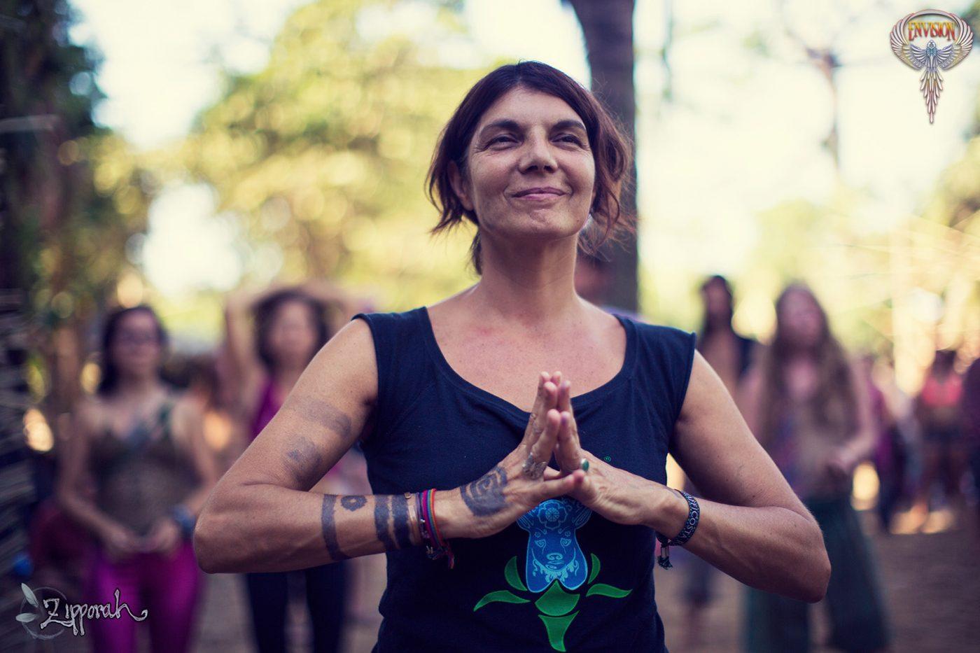 Envision Festival, a meditation retreat in Uvita, Costa Rica