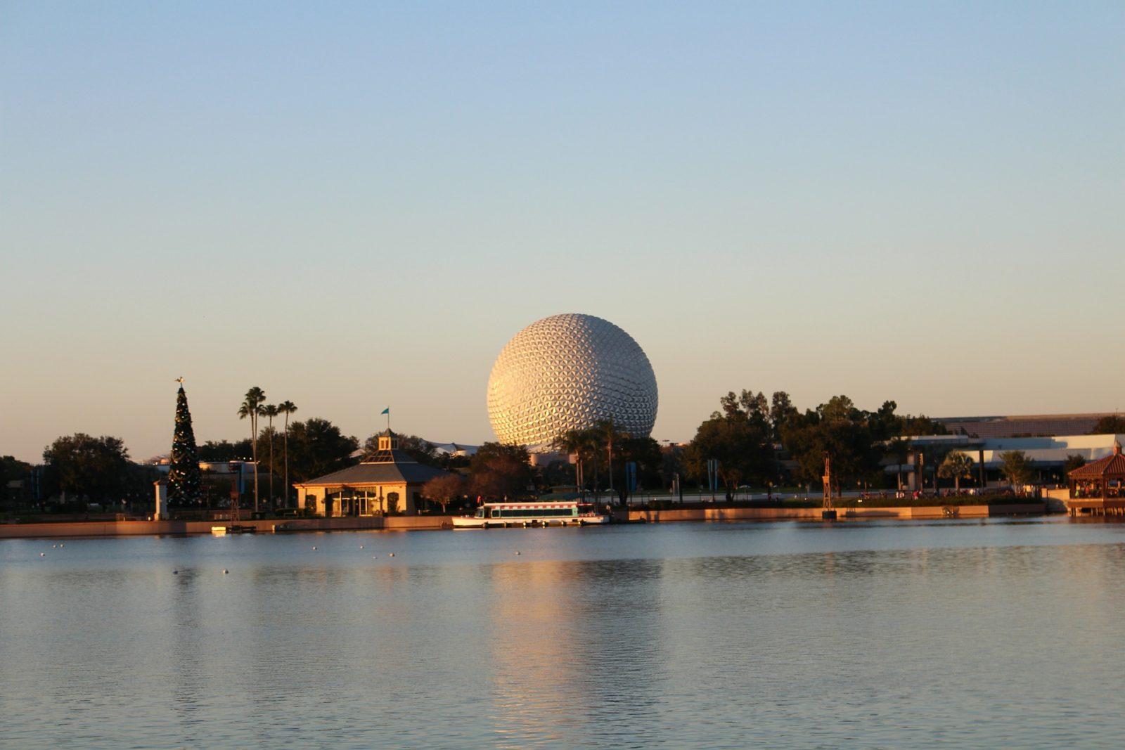 What to do in Orlando: Epcot Park at Walt Disney Orlando