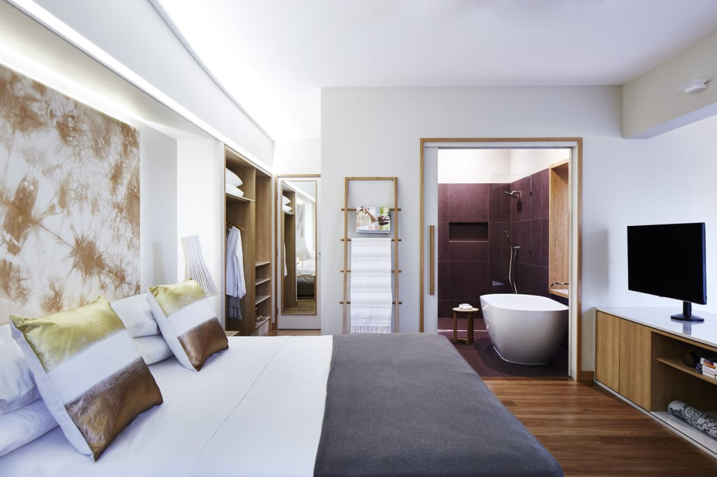 Things to do in Byron Bay: Elements of Byron Bay hotel