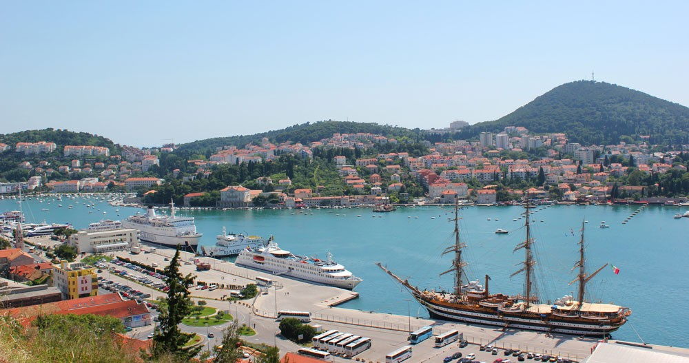 Things to do in Dubrovnik: waterfront
