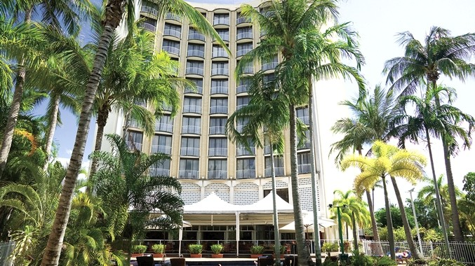What to do in Darwin: Hilton Doubletree