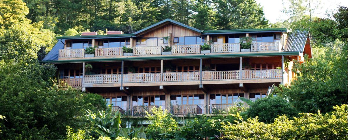 Eco Hotel Costa Rica: Hotel Belmar, Monteverde