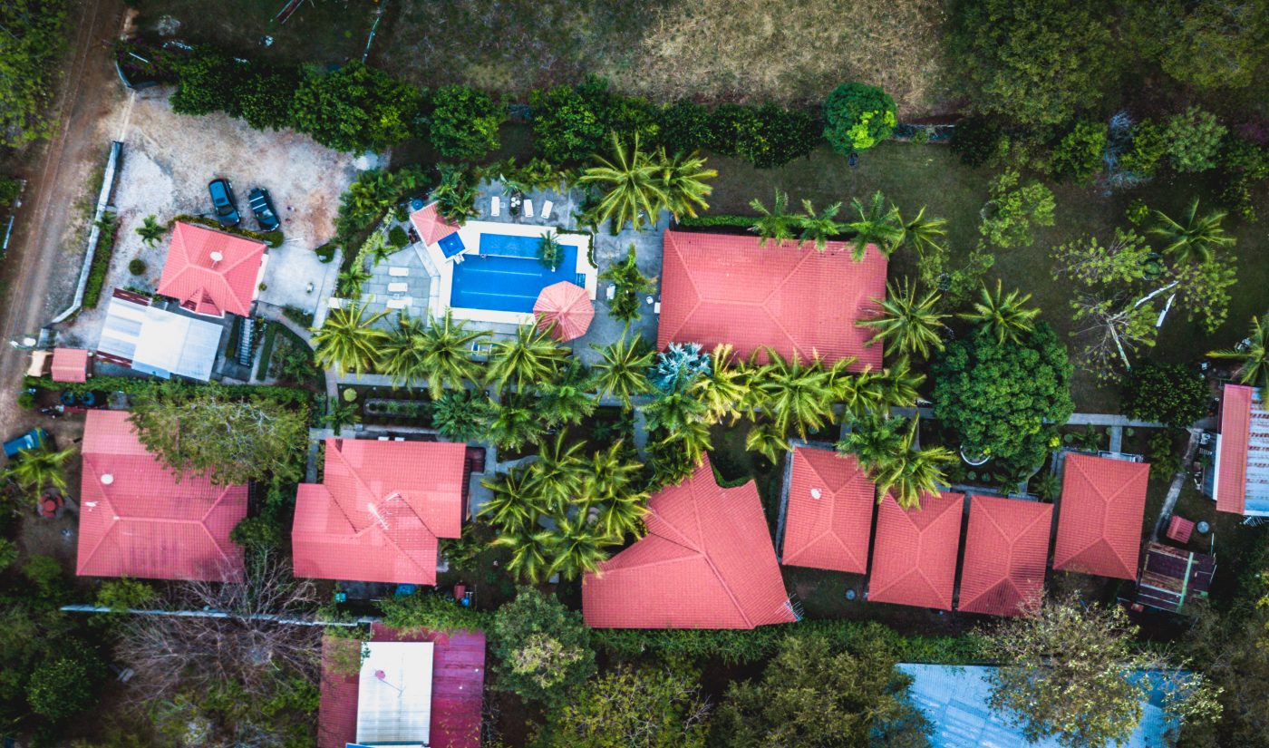 Our newest investment - a hotel in Costa Rica