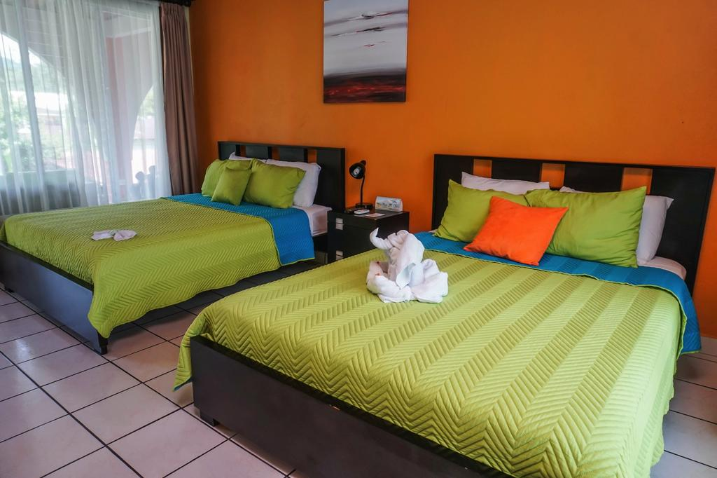 Arenal Costa Rica: Room at Hotel las Flores. Photo by Hotel las Flores.