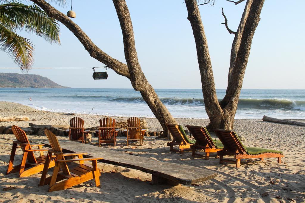 hotels in santa teresa Costa Rica: Hotel Tropico Latino beachfront. Photo by Hotel Tropico Latino.