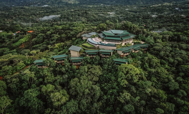 Things to do in Ojochal Costa Rica, Hotel Three Sixty