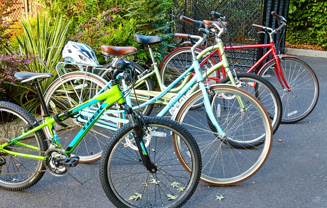 Things to do in Portland Oregon: bicylces in Portland