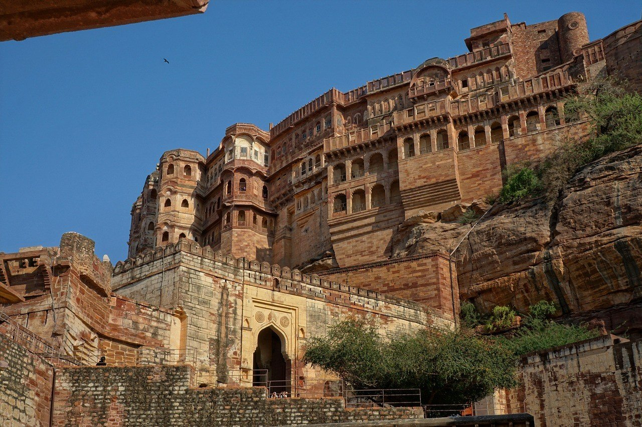 best places to visit in india - Jodhpur