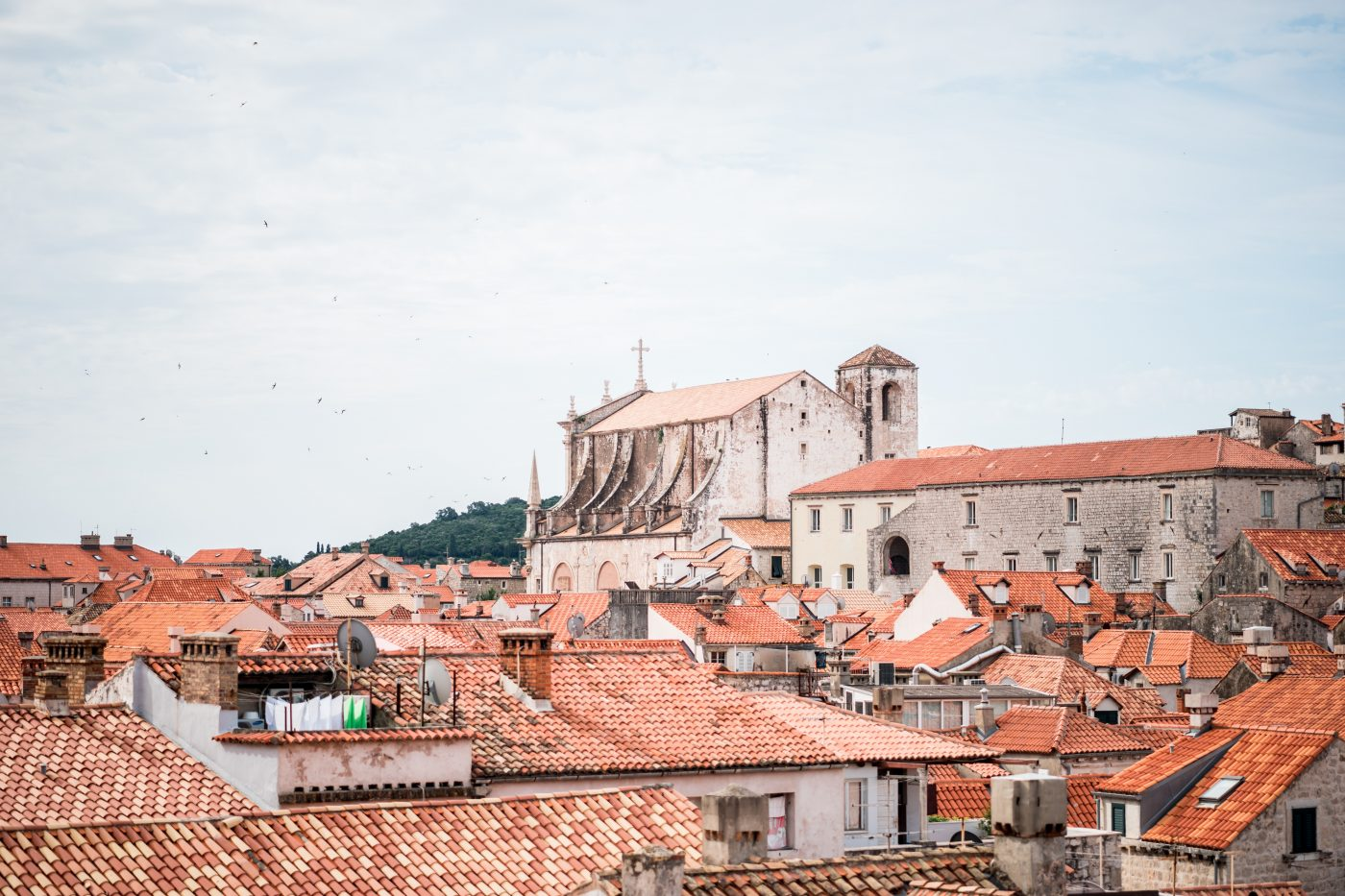 Things to do in Dubrovnik: buildings in Dubrovnik