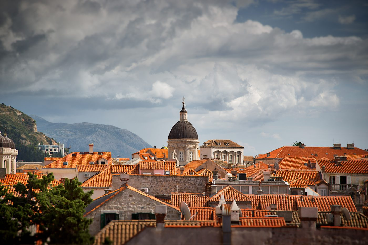Things to do in Dubrovnik: view of Dubrovnik