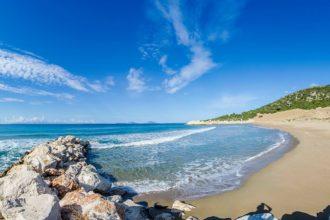 10 Best Beaches in Peloponnese, Greece