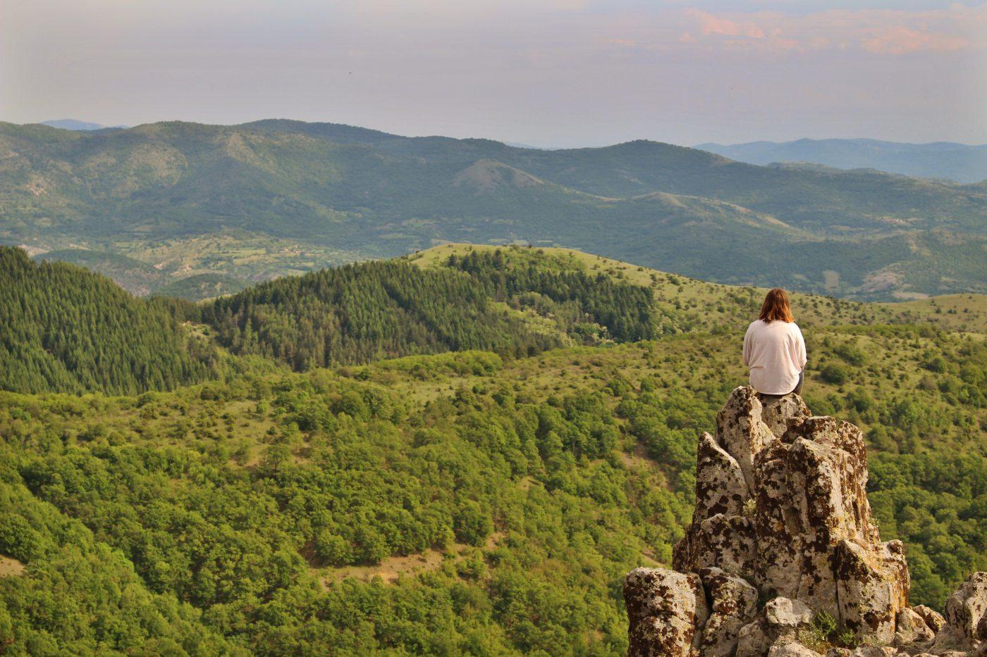 Off season travel: Kokino Observatory, Macedonia. Photo by Harlee Keller