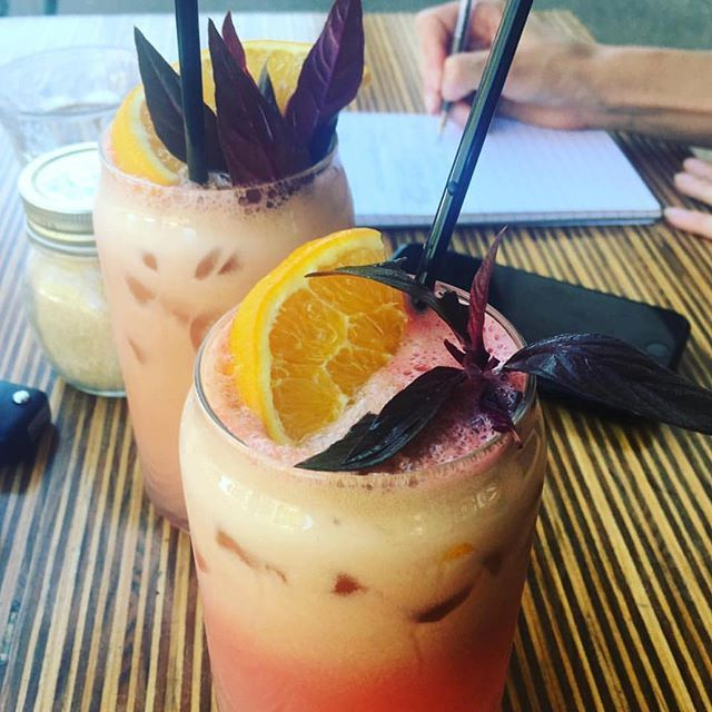What to do in Darwin: Laneway Cafe drinks