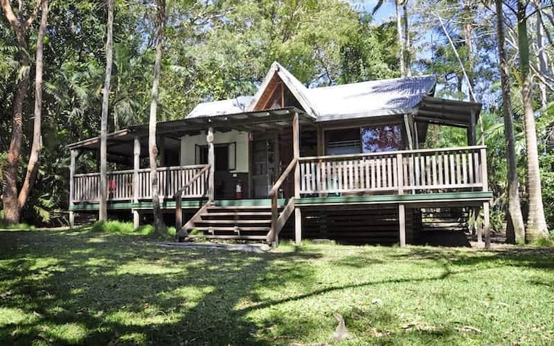 Accommodation Byron Bay: Arts Factory Lodge
