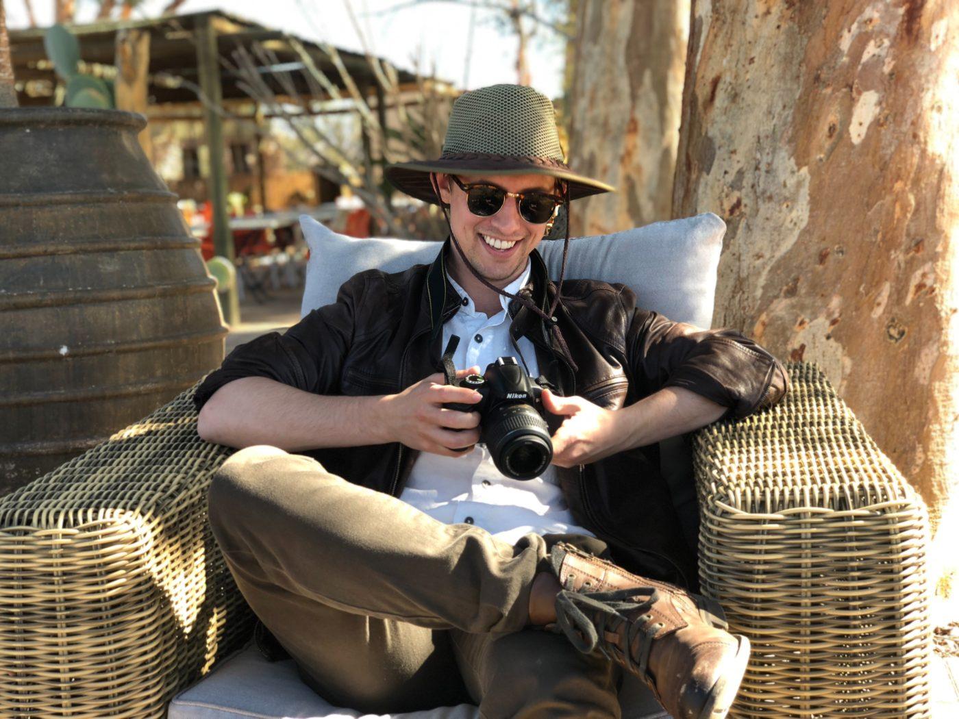 Sustainable Safari Clothing Guide: Safari Hat