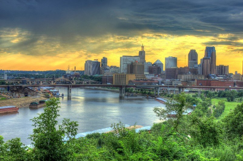River Through The City, things to do in St. Paul