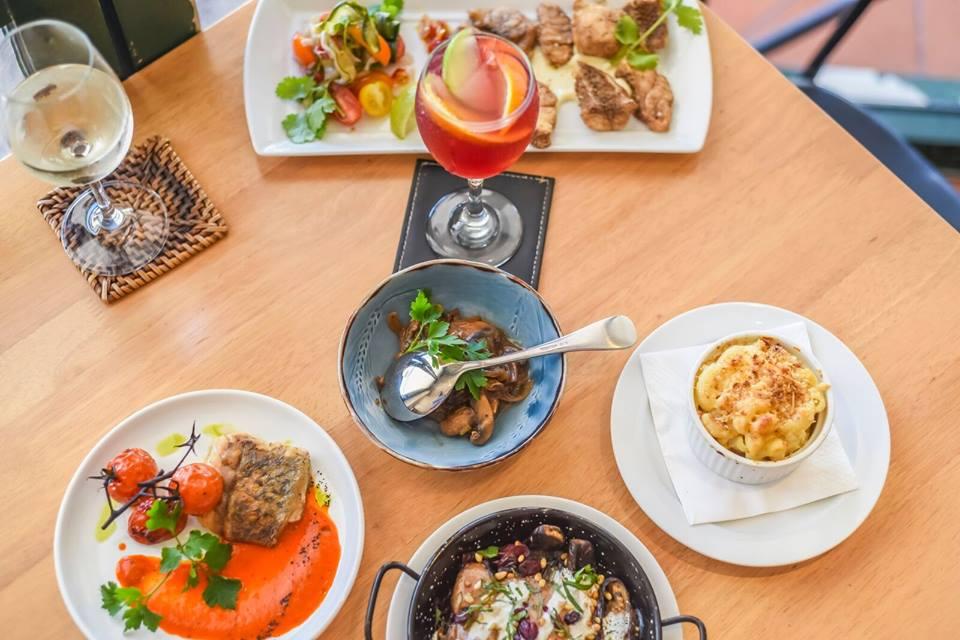 What to do in Darwin: Moorish restaurant