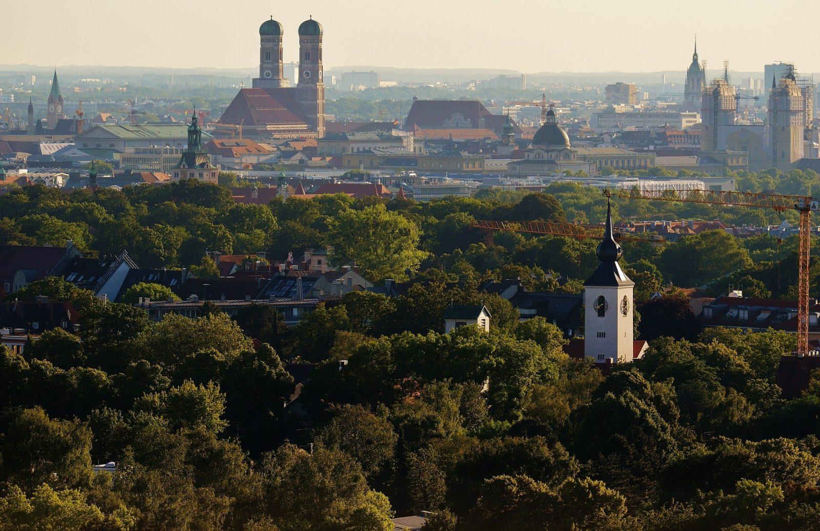 Europe itinerary: Munich, Germany
