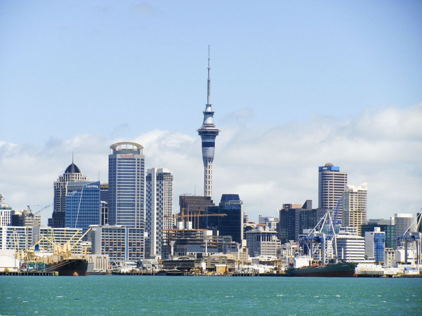 Things to doin New Zealand: Auckland Sky Tower