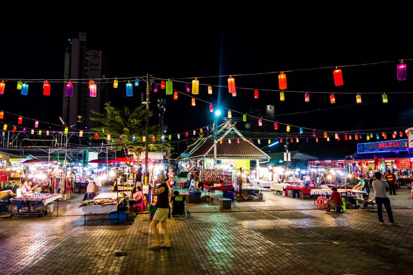 night market Chiang Mai
