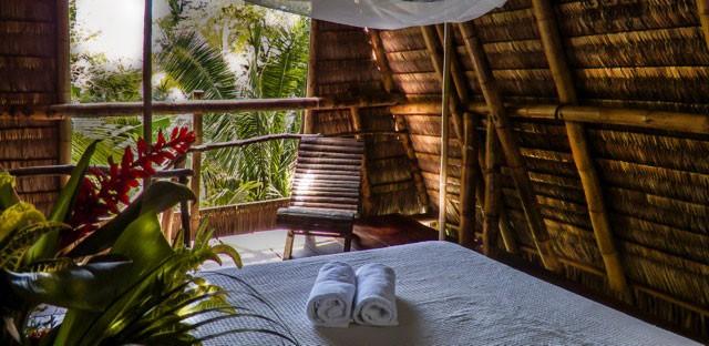 Puerto Jimenez hotels: Room at Ojo del Mar Resort in Puerto Jimenez. Photo by Ojo del Mar.