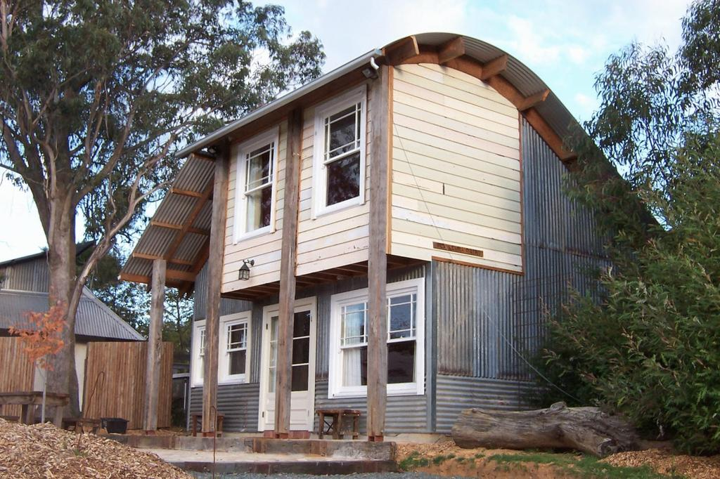 Trip to Australia cost: One of the units at Old Leura Diary near Sydney. Photo by Old Leura Diary.