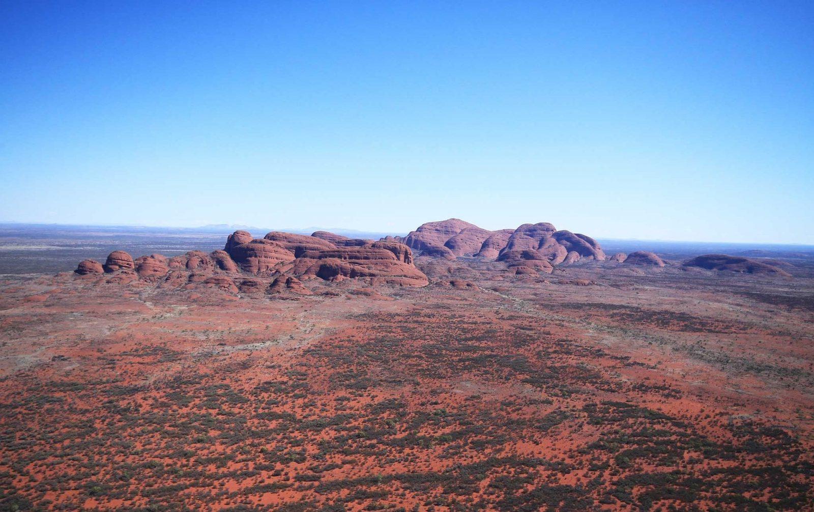 Uluru Tour: The Olgas