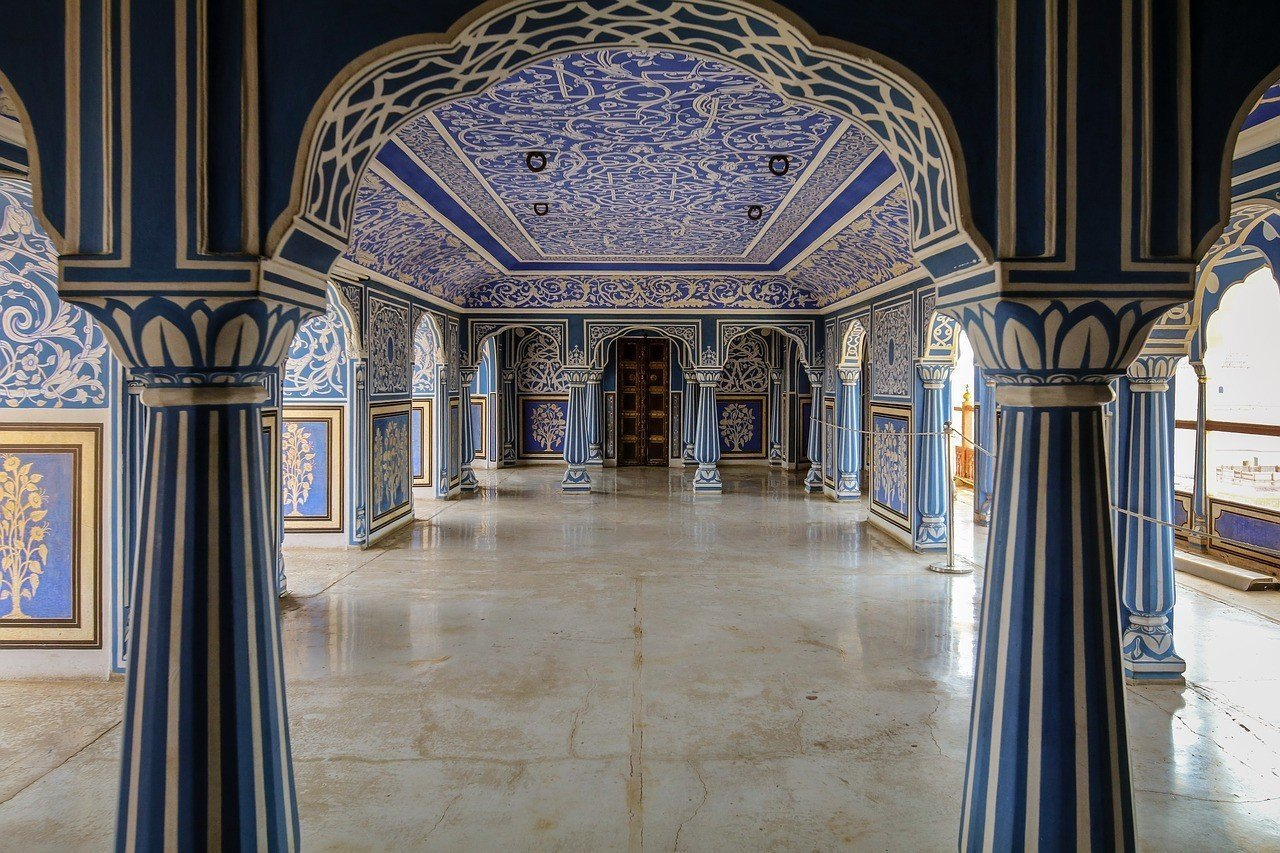 best places to visit in india Jaipur