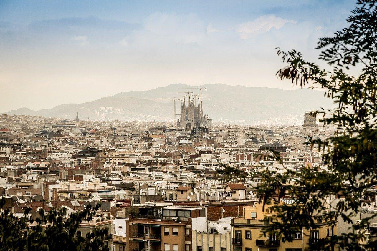 Europe Itinerary: Barcelona