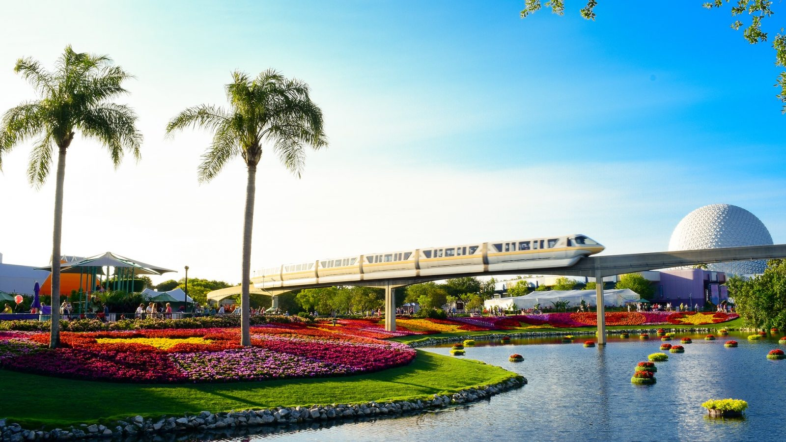 What to do in Orlando: The Walt Disney Monorail