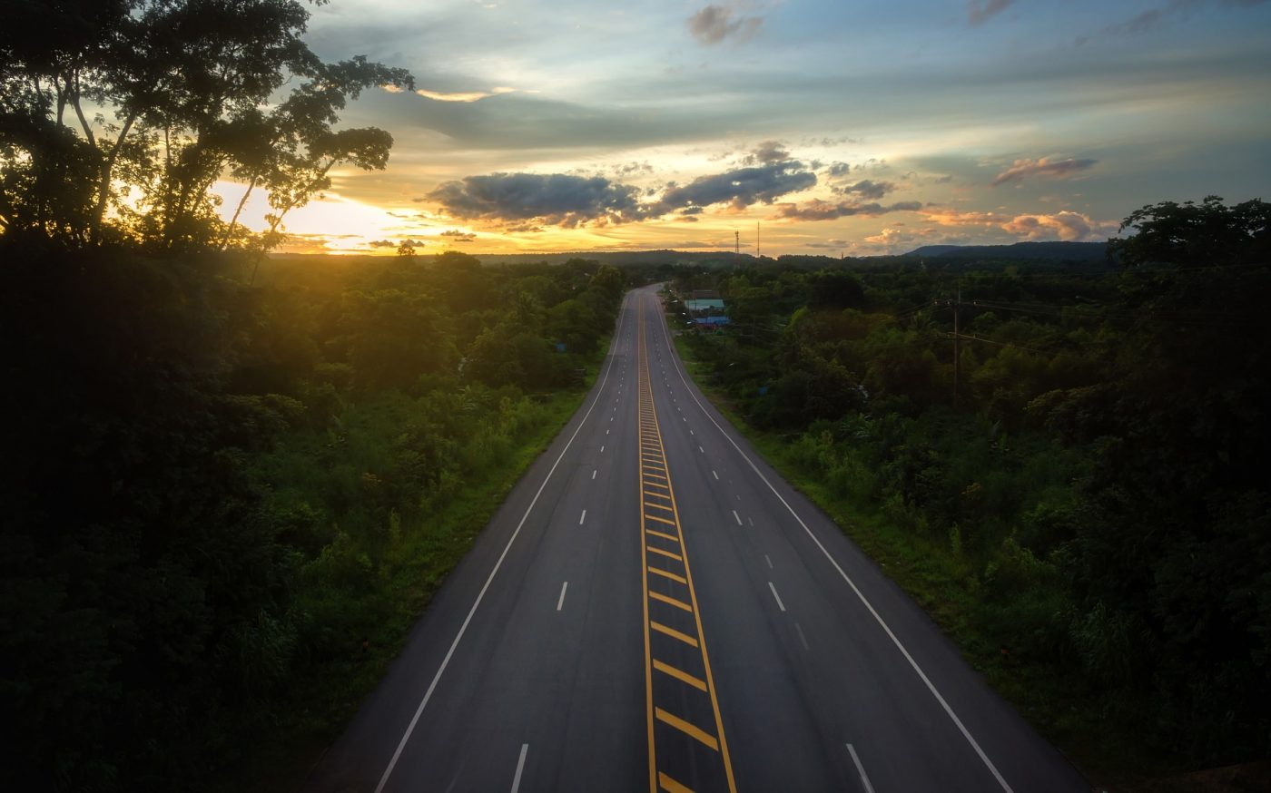 Minimalism: Living on the open road