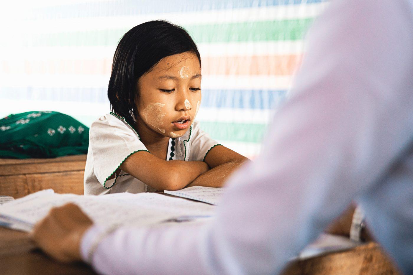 Workaway: Teaching child homework tutoring