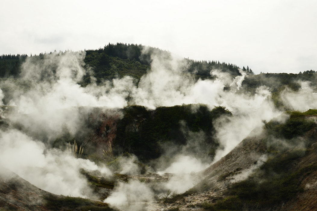 Things to do in New Zealand, Geothermal Hotspot, Lake Taupo