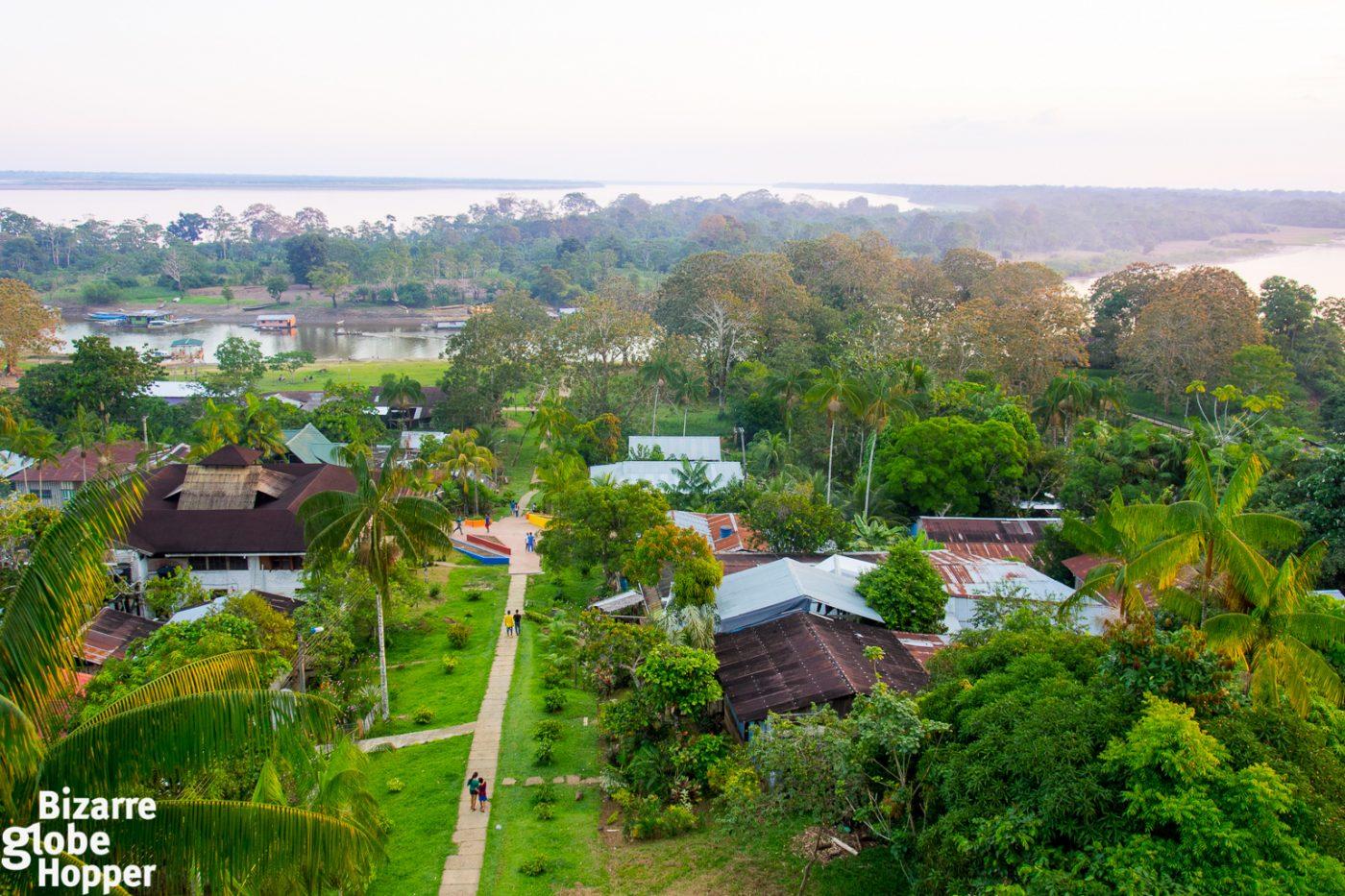 Puerto Narino, Colombia Contributed by Niina from Bizarre Globe Hopper
