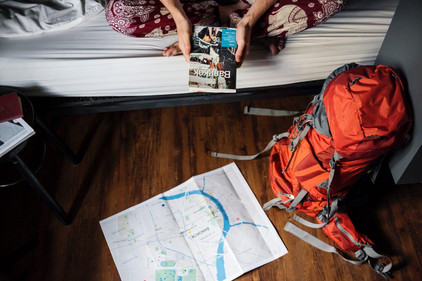 Workaway: Hostel backpacker