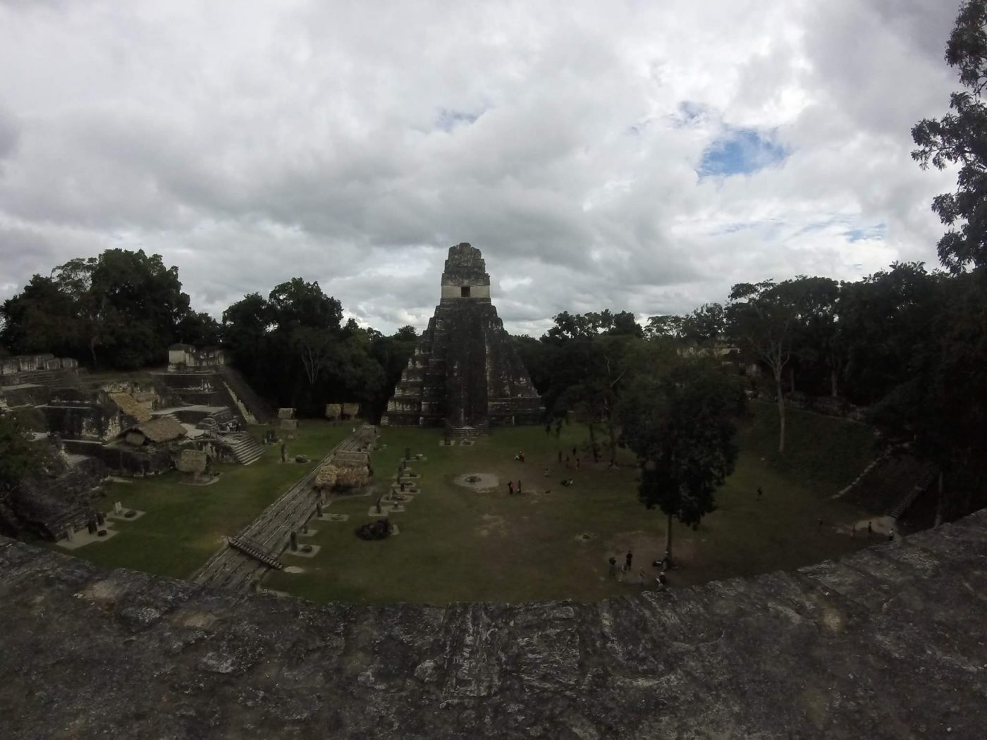 Things to do in Guatemala: Tikal