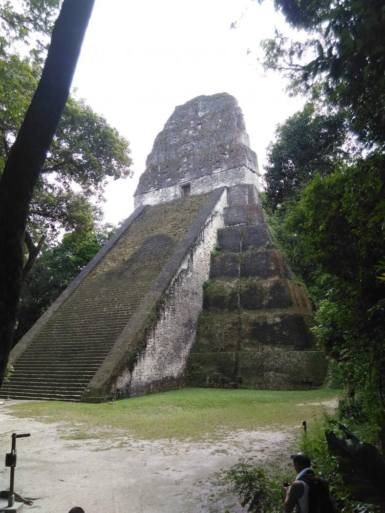 Things to Do in Guatemala: Tikal ruins