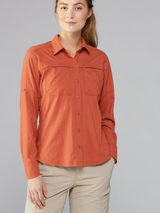Sustainable Safari Clothing Guide: Africa Safari Shirt Womens