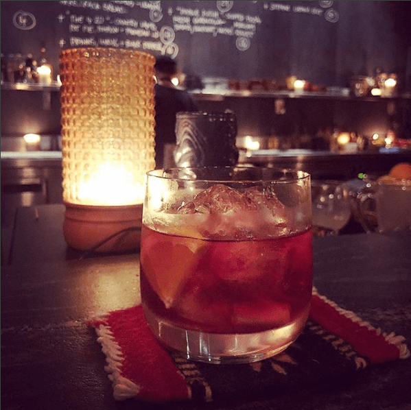 Things to do in Byron Bay: The Roadhouse Restaurant cocktails