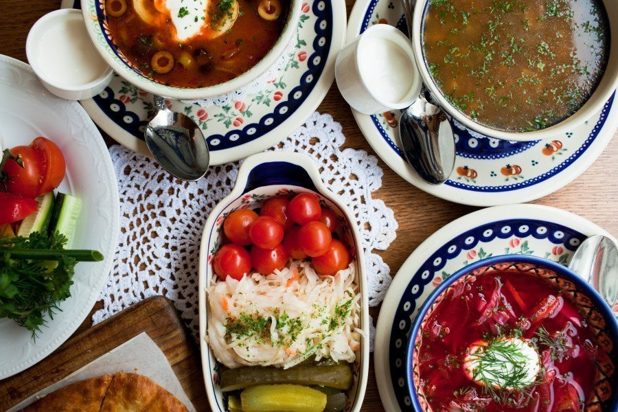 My Favourite Dishes from Around the World