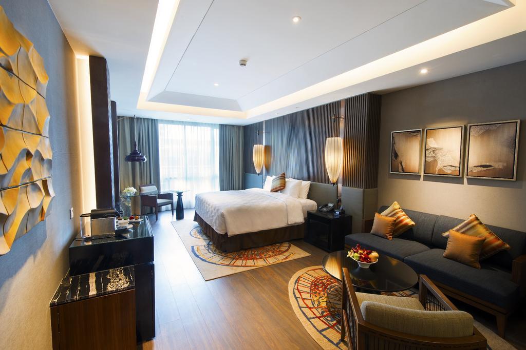 3 days in Yangon: Room at the Sedona Hotel in Yangon. Photo by Sedona Hotel.