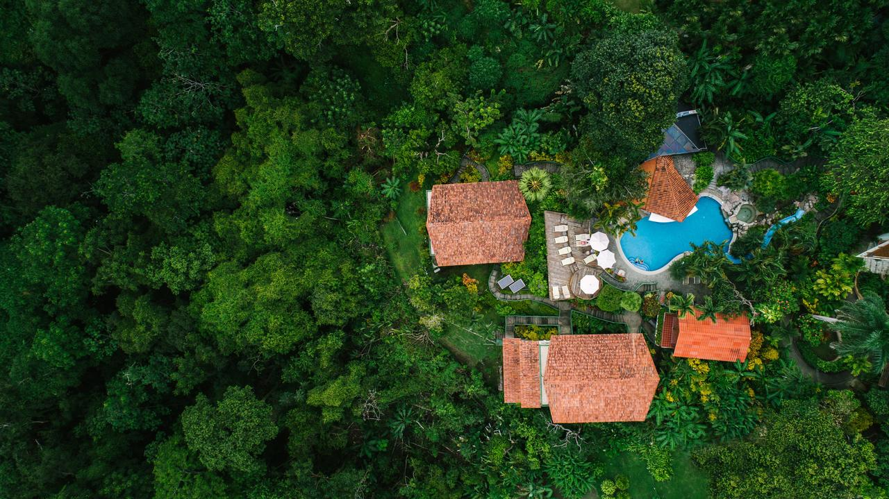 Eco Hotels in Manuel Antonio: Si Como No Resort