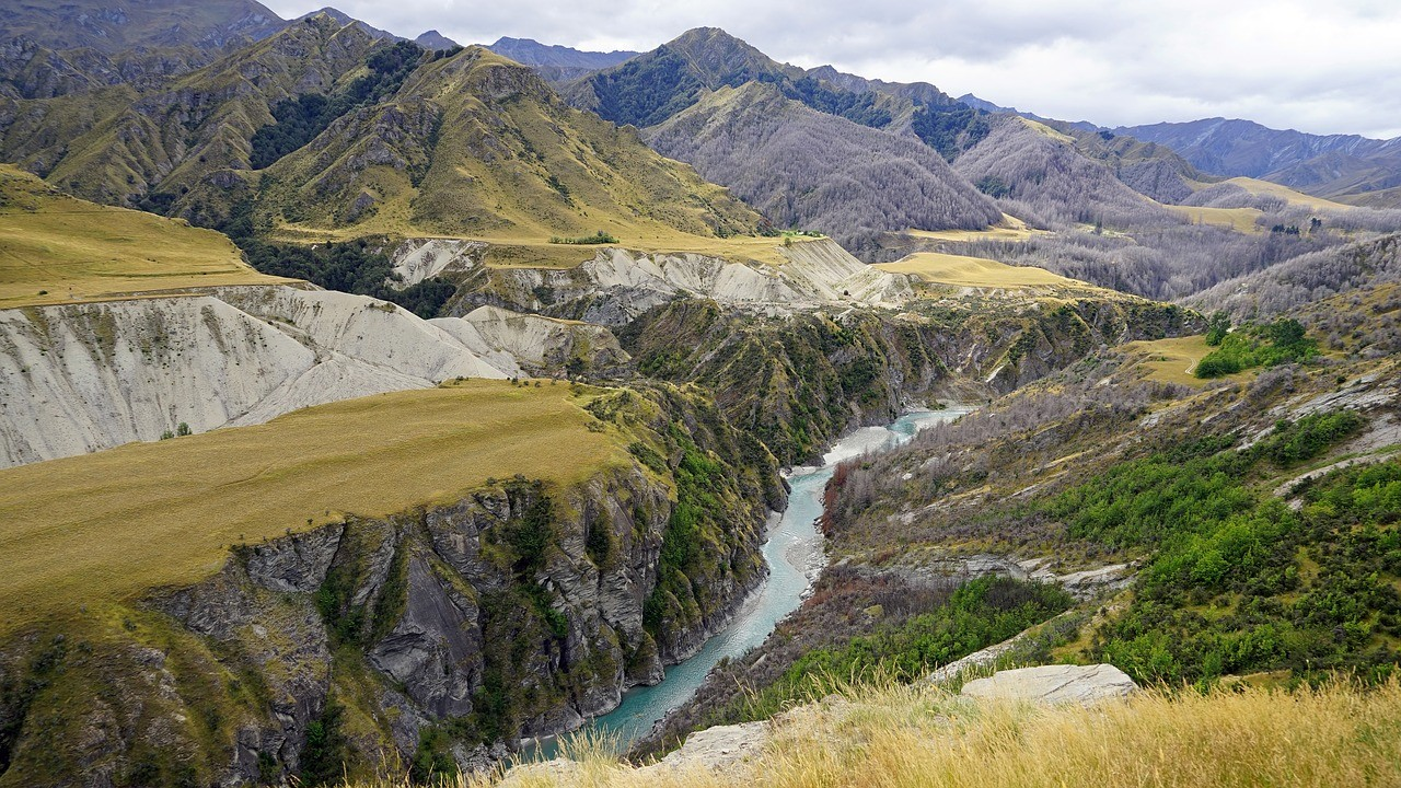 Things to do in New Zealand: Skippers Canyon Queenstown