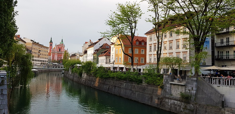 Ljubljana, Slovania Contributed by Jeanne from Learning to Breathe Abroad