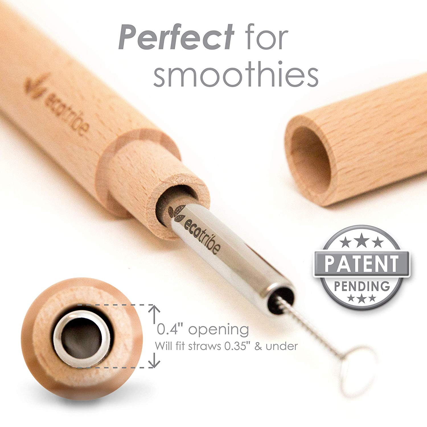 stainless steel straws an eco friendly gift for smoothie lovers
