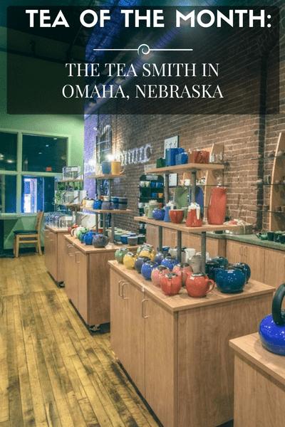 Awesome tea find from Nebraska, USA!